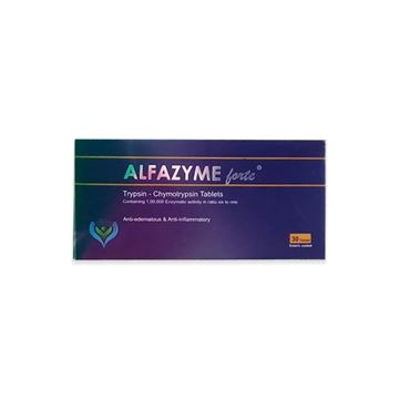 Picture of ALFAZYME FORTE 30 TABLETS