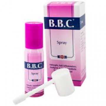 Picture of BBC SPRAY 25 ML.