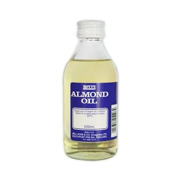Picture of BELLS ALMOND OIL BP 200ML