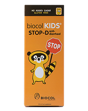 Picture of BIOCOL KIDS STOP-D SYRUP 150ML