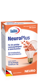 Picture of Eurho Vital Neuro Plus 60 Capsules
