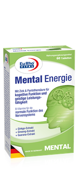 Picture of Eurho Vital Mental Energie 60 Tablets