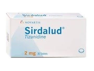 Picture of Sirdalud 2mg