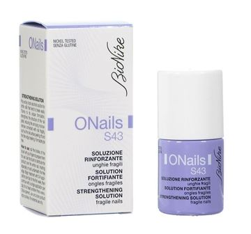 Picture of Bionike Onails S43 Strengthenin Solution 11ml