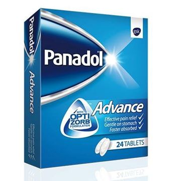 Picture of Panadol Advance 500mg 48tabs