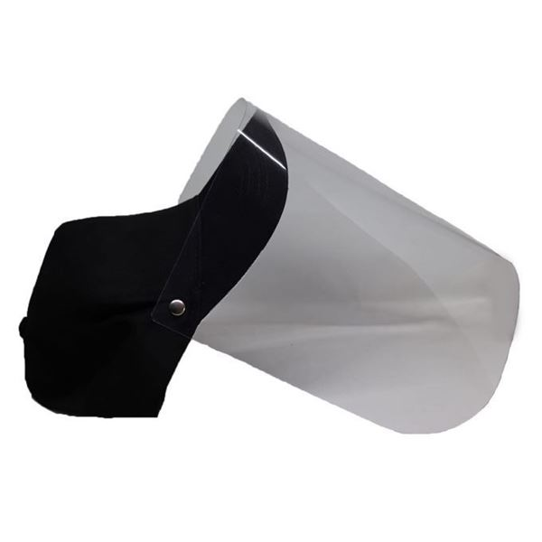 Picture of Cap Face Shield Black