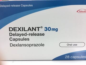 Picture of DEXILANT 30MG 28 CAPS