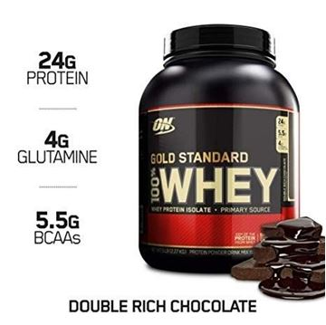 Picture of GOLD STANDARD WHEY PROTEIN 2.27KG-CHOCOLATE