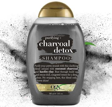 Picture of OGX CHARCOAL DETOX SHAMPOO 385ML