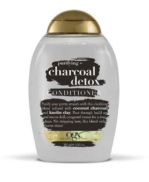 Picture of OGX Purifying + Charcoal Detox Conditioner 385ml
