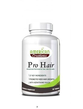 Picture of Pro Hair American Creation 60 Tab