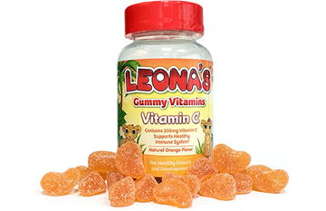 Picture of LEONAS GUMMY VITAMIN-C 60 GUM