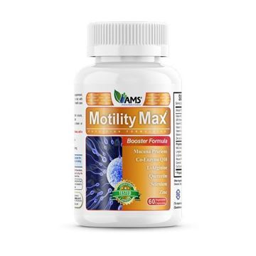 Picture of AMS MOTILITY MAX 60 CAP