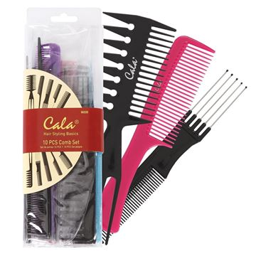 Picture of CALA HAIR STYLING COMBO SET 10 PIECES