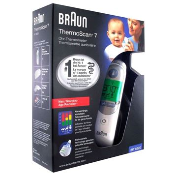 Picture of BRAUN THERMOSCAN 7