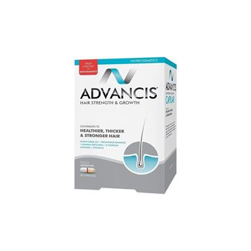 Picture of ADVANCIS HAIR STRENGTH & GROWTH 60 CAP