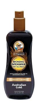 Picture of AUSTRALIAN GOLD BRONZING INTENSIFIER DRY OIL SPRAY 237ML