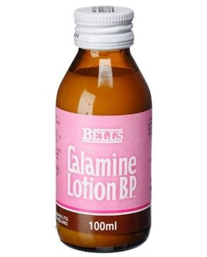 Picture of BELLS CALAMINE LOTION 100ML