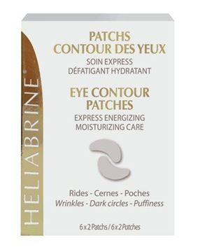 Picture of Heliabrine Eye Contour 6 X 2 Patches