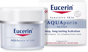 Picture of Eucerin Aquaporin Active Normal To Combination Skin Cream 50ml