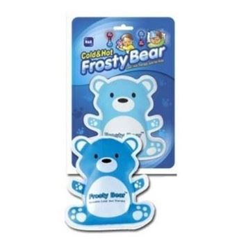 Picture of R&R FROSTY BEAR COLD & HOT GEL SD-7010S