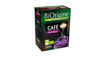 Picture of BIORIGINE CAFE FLAT STOMACH 12 SACHETS