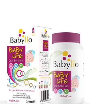 Picture of BABYLLO BABY LIFE ORAL SOLUTION 250ML