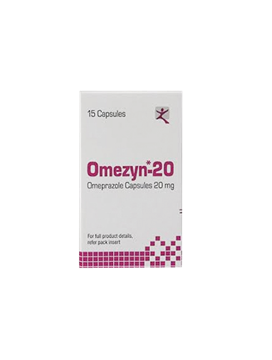 Picture of Omezyn 20Mg 15 Cap