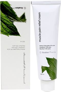 Picture of Avalon Muscle pain Relief Cream 100 ml
