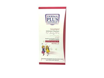 Picture of DERMA PLUS INTIMATE CLEANSER FOR YOUNG GIRLS