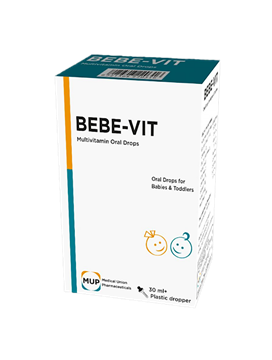 Picture of Bebe-Vit Multivitamin & Minerals Drops 30Ml