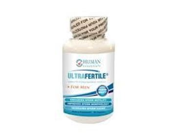 Picture of HUMAN ULTRA FERTILE FOR MEN 90 CAP