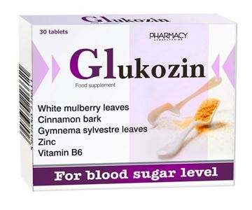 Picture of GLUKOZIN 60Tablets