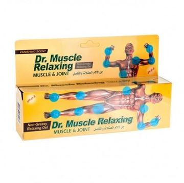 Picture of DR.MUSCLE RELAXING GEL MUSCLE & JOINT 113G