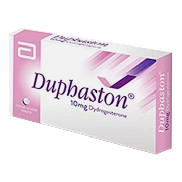 Picture of Duphaston Tablets