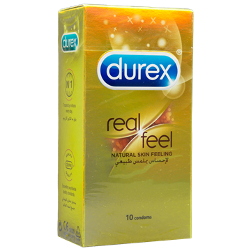 Picture of Durex Reel feel 10Pcs