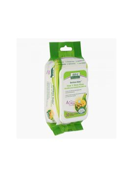 Picture of Aleva Baby Nose & Blows Wipes 30 Pieces