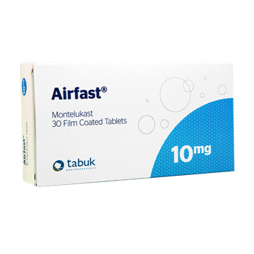 Picture of Airfast 10Mg 30Tab