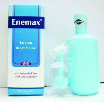 Picture of Enemax Enema Solution 120ml