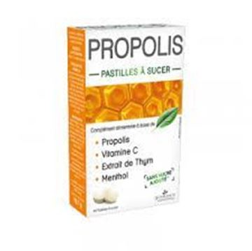 Picture of 3Chenes Propolis Suckable Tablets
