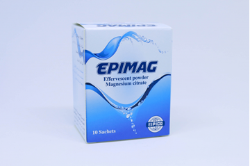 Picture of Epimag Eff. Granules Sachets 5gm