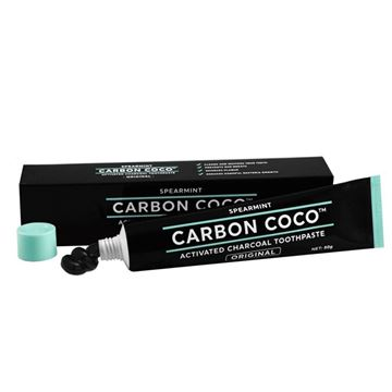 Picture of CARBON COCO SPEARMINT TOOTHPASTE 80 GM