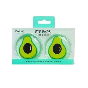 Picture of CALA EYE PADS HOT & COLD-AVOCADO 69164