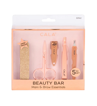Picture of CALA BEAUTY BAR MANI & BROW ESSENTIALS 5PCS SET 50962