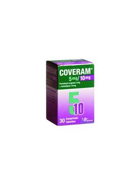 Picture of Coveram 5/10 Mg 30Tablets