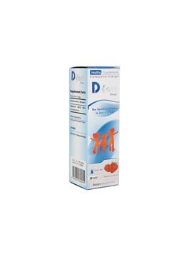 Picture of D-Fort Drops 50 ML