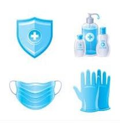 Picture for category COVID-19 protection products
