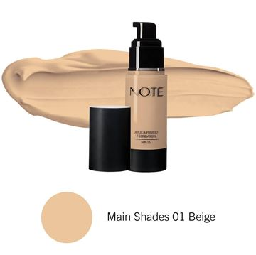 Picture of NOTE DETOX AND PROTECT FOUNDATION 01 PUMP