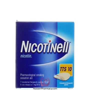 Picture of Nicotinell TTS-10 17.5MG 7 TTS