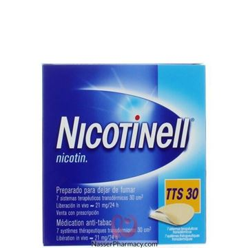 Picture of Nicotinell TTS-30 52.5MG 7 TTS